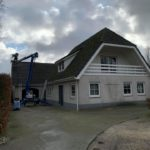 Dakreiniging project in Den Bosch.